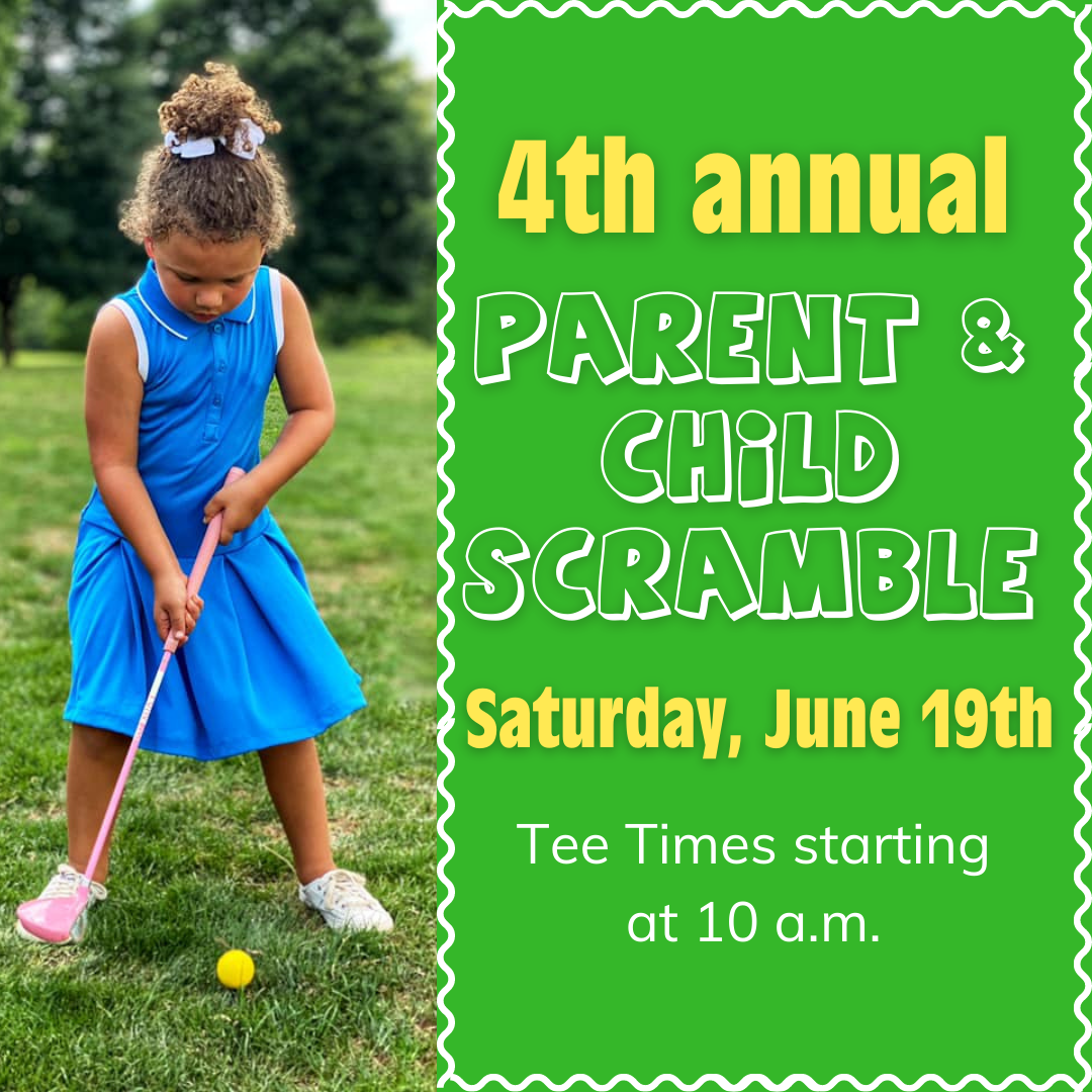 Annual Parent & Child Scramble