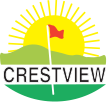 Crestview Golf Club Logo